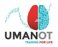 Umanot trading online logo